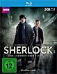 Sherlock - Eine Legende kehrt zurück - Staffel Zwei Blu-ray