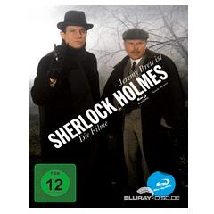 Sherlock Holmes: Die Filme Collection Blu-ray