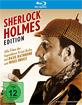 Sherlock Holmes Edition Blu-ray