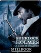 Sherlock Holmes: A Game of Shadows - Steelbook (JP Import) Blu-ray