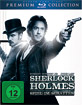 Sherlock Holmes 2 - Spiel im Schatten (Premium Collection) Blu-ray