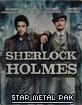 Sherlock Holmes - Star Metal Pak (AU Import ohne dt. Ton) Blu-ray