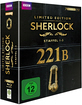 Sherlock - Staffel 1 - 3 (Limited Edition inkl. Fotobuch + Bonus-Disc) Blu-ray