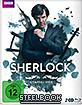 Sherlock - Staffel Vier (Limited Steelbook Edition) Blu-ray
