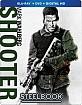 Shooter - Steelbook (Blu-ray + DVD + UV Copy) (US Import ohne dt. Ton) Blu-ray