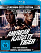 American Karate Tiger - Platinum Cult Edition Blu-ray