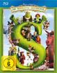 Shrek 1-4: Die komplette Shrekologie Blu-ray
