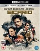 Sicario (2015) 4K (4K UHD + Blu-ray + UV Copy) (UK Import ohne dt. Ton) Blu-ray