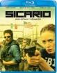 Sicario (2015) (CH Import) Blu-ray