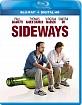 Sideways (Blu-ray + UV Copy) (US Import ohne dt. Ton) Blu-ray