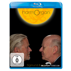 Sigmund Groven & Iver Kleive - harmOrgan (Audio Blu-ray) Blu-ray