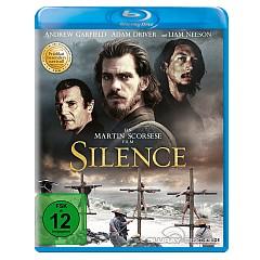 Silence (2016) Blu-ray