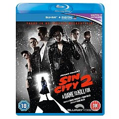 Sin City: A Dame to Kill For (Blu-ray + UV Copy) (UK Import ohne dt. Ton) Blu-ray