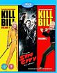 Sin City & Kill Bill - Vol.1 & 2 - Triple Pack (UK Import) Blu-ray