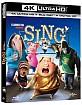 Sing (2016) 4K (4K UHD + Blu-ray + UV Copy) (IT Import ohne dt. Ton) Blu-ray