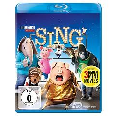 Sing (2016) (Blu-ray + UV Copy) Blu-ray