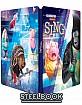 Sing (2016) - Steelbook (IT Import ohne dt. Ton) Blu-ray