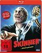 Skinner ...lebend gehäutet Blu-ray