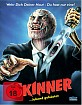 Skinner ...lebend gehäutet (Limited Mediabook Edition) (Cover A) Blu-ray