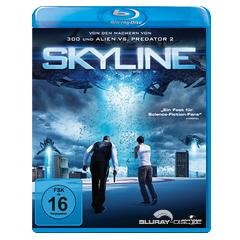 Skyline (2010) Blu-ray