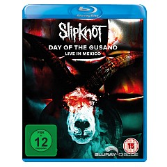 Slipknot - Day of the Gusano (Live in Mexico) Blu-ray
