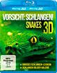 Snakes 3D - Vorsicht Schlangen ...