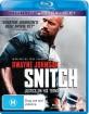 Snitch (2013) (Blu-ray + UV Copy) (AU Import ohne dt. Ton) Blu-ray