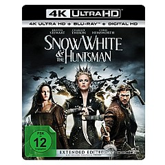 Snow White and the Huntsman - Extended Edition 4K (4K UHD + Blu-ray + UV Copy) Blu-ray