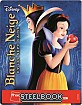 Blanche Neige et les sept nains (1937) - FNAC Exclusive Steelbook (Blu-ray + DVD) (FR Import) Blu-ray