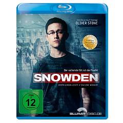 Snowden - Der sicherste Ort ist die Flucht Blu-ray