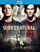 Sobrenatural - Cuarta Temporada Completa (ES Import) Blu-ray