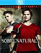 Sobrenatural - Sexta Temporada Completa (ES Import) Blu-ray