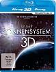 Solar System 3D (Blu-ray 3D) Blu-ray