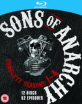 Sons of Anarchy: Seasons 1 - 4 (UK Import ohne dt. Ton) Blu-ray