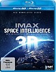 Space Intelligence 3D - Vol. 1-3 (Blu-ray 3D) Blu-ray