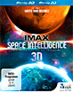 Space Intelligence 3D - Vol. 1 (Blu-ray 3D) Blu-ray