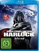 Space Pirate Captain Harlock (2013) 3D (Blu-ray 3D) Blu-ray
