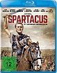 Spartacus (1960) - 55th Anniversary Restored Edition Blu-ray