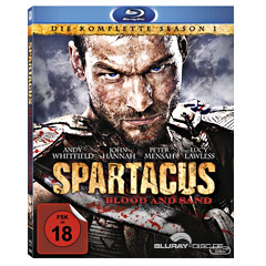Spartacus: Blood and Sand - Staffel 1 Blu-ray
