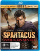 Spartacus: War of the Damned - Season 3 (AU Import ohne dt. Ton) Blu-ray