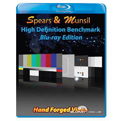 Spears & Munsil High Definition Benchmark Blu-ray Edition (US Import ohne dt. Ton) Blu-ray
