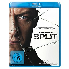 Split (2017) (Blu-ray + UV Copy) Blu-ray