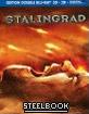 Stalingrad (2013) 3D - Steelbook (Blu-ray 3D + Blu-ray + UV Copy) (FR Import) Blu-ray