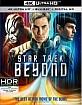 Star Trek: Beyond (2016) 4K (4K UHD + 2 Blu-ray + UV Copy) (US Import ohne dt. Ton) Blu-ray