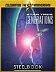 Star Trek: Générations - Limited Edition 50th Anniversary Steelbook (FR Import) Blu-ray