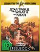 Star Trek II: Der Zorn des Khan - Limited Steelbook Edition Blu-ray