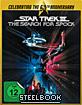 Star Trek III: Auf der Suche nach Mr. Spock (Limited Steelbook Edition) Blu-ray