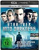 Star Trek Into Darkness 4K (4K UHD + Blu-ray) Blu-ray