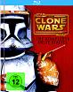 STAR WARS: Clone Wars - Die komplette erste Staffel im Collectors Book Blu-ray