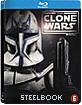 STAR WARS: The Clone Wars - Steelbook (NL Import) Blu-ray